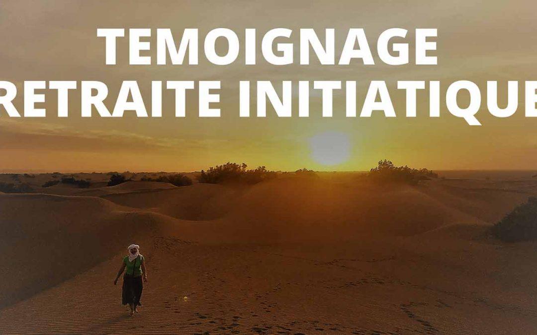 Témoignage de Cathy Retraite initiatique Maroc février 2020 « Ressentir le Vivant en Soi »